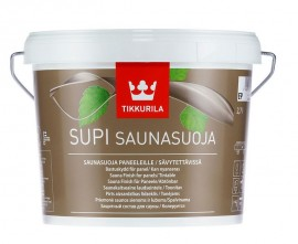 Tikkurila Supi Sauna Protection Lakier do drewna 2.7 l